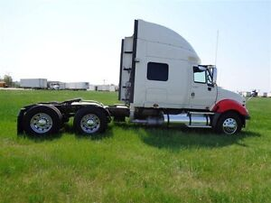 2012 International ProStar +122, Used Sleeper Tractor Regina Regina Area image 3