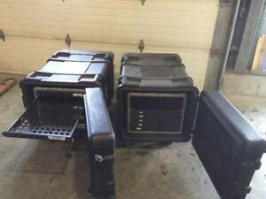 Caisses de transport SKB pour ordinateur portable, lap-top