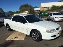 2005 Holden Crewman VZ White 4 Speed Automatic Crewcab Campbelltown Campbelltown Area Preview