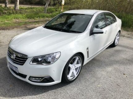 2016 Holden Calais VF II White 6 Speed Automatic Sedan Kenwick Gosnells Area Preview