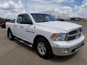 2012 Ram 1500 Big Horn (Remote Start, Trailer Brake, Bluetooth)