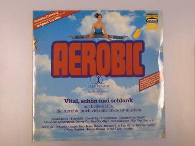 2 LP - AEROBIC - Club Vitatop - Karussell Bastei