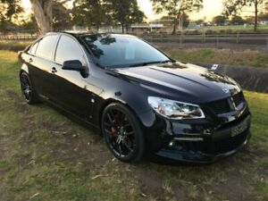 2014 Holden Special Vehicles ClubSport Gen F MY15 R8 Black 6 Speed Manual Sedan Mayfield East Newcastle Area Preview