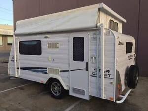 2011 Jayco Starcraft 14 Ft Including Annex Thomastown Whittlesea Area Preview
