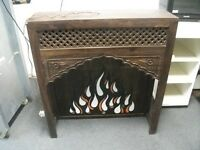 Decorative Fireplace surround .