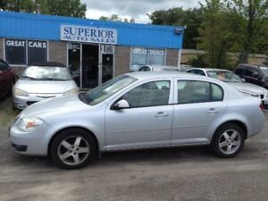 2005 Pontiac Pursuit SE Fully Certified! Glass claim $0!