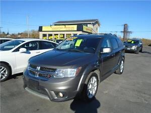 2013 Dodge Journey Crew GAURANTEED FINANCING