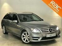 2011 61 MERCEDES-BENZ C CLASS 1.8 C180 BLUEEFFICIENCY SPORT EDITION 125 5D 156 B