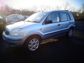 2005 55 reg ford fusion 2 1.4 mot to 3/12/2017 yes 17 good we cheap car £695