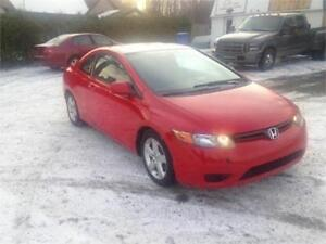 CIVIC 2007 ** FULL LOAD ** FINANCEMENT DISPONIBLE
