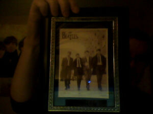 The Beatles Framed Picture