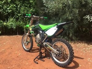 Kx 125 2008 Stoneville Mundaring Area Preview