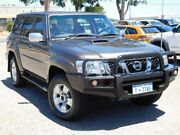 2005 Nissan Patrol GU IV MY05 ST Bronze 5 Speed Manual Wagon Wangara Wanneroo Area Preview