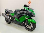 2018 Kawasaki NINJA ZX-14R ABS SPECIAL EDITION (Z Road Bike 1441cc Dandenong Greater Dandenong Preview