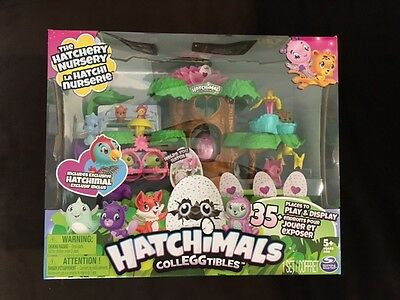 Hatchimals Colleggtibles Nursery Playset With One Exclusive Hatchimal