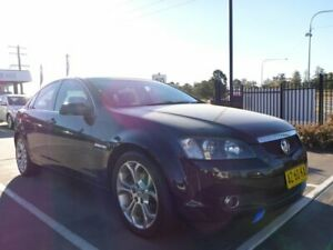 2007 Holden Calais VE V Black 5 Speed Sports Automatic Sedan Singleton Singleton Area Preview