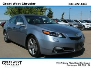 2012 Acura TL NO ACCIDENTS**FOG LIGHTS**PWR SEATS**SUNROOF**BLUE