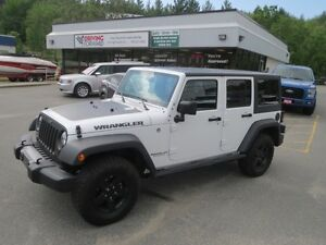2017 Jeep Wrangler X Unlimited Sport