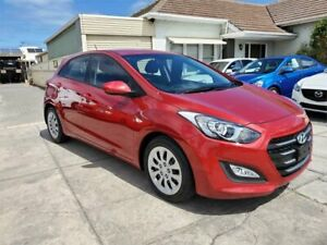 2016 Hyundai i30 GD4 Series II MY17 Active Scarlet Red 6 Speed Sports Automatic Hatchback Park Holme Marion Area Preview