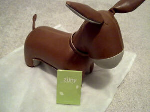 NEW Donkey Zuny Door Stop Book End Baby Gift
