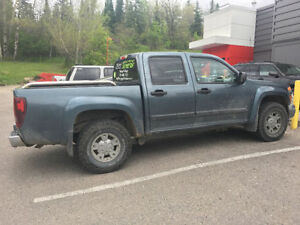 2007 GMC Canyon SLE Z71 Pickup Truck