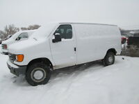 2004 Ford E-250 EXT Cargo Van,in Excellent Condition Run Great