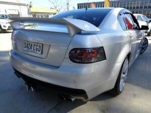 2008 Holden Special Vehicles ClubSport E Series MY09 R8 Silver 6 Speed Sports Automatic Sedan Enfield Port Adelaide Area Preview