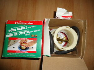 Toilet Bowl Gasket Kit (2 available)