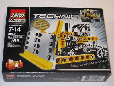 LEGO 8259 TECHNIC Mini Bulldozer LEGO TECHNIC 8259 NEW
