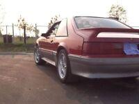 FS: 1988 Ford Mustang GT built 5.0