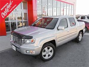 2013 Honda Ridgeline Touring | One Tax