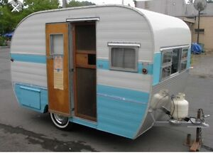Looking for an old camper