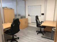 MODERN OFFICES TO LET IN THE CENTRE OF DERBY WITH FURNISHED APARTMENTS ABOVE
