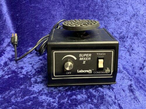LAB-LINE INSTRUMENTS, INC. 259-490 Super Mixer II