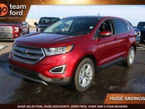 2018 Ford Edge SEL, 201A, 2.0L ECOBOOST, AWD, SYNC3, NAV, REAR C