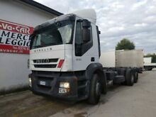IVECO STRALIS 260S 310 3 ASSI