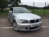 BMW 118D M-SPORT 2010 *LOW MILES, CLEAN CAR, SERVICE HISTORY*