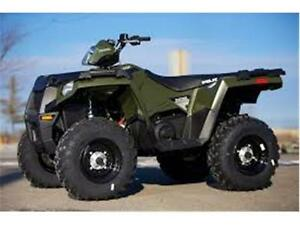 polaris sportsman 570 use