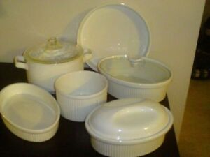 Johnson Bros. Athena Baking Serving Dishes and Casseroles