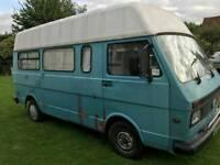 Vw lt 31 camper