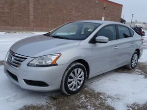 2014 Nissan Sentra S Accident Free,  Bluetooth,  A/C,
