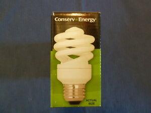 13 Watt Energy Efficient Light Bulbs Windsor Region Ontario image 2
