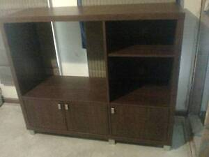 large freedom home theater tv stand unit and other items Sebastopol Ballarat City Preview