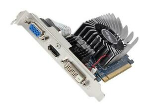 Asus NVIDIA GeForce GT 640 1GB DDR3 video card-NEW IN BOX