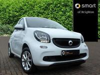 smart forfour PASSION (white) 2015-07-22