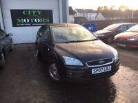 Ford Focus Ghia, New MOT, Warranty, Serviced, Top Spec, FSH