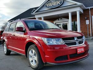 2014 Dodge Journey SE FWD, Bluetooth, Alloy Wheels, One Owner, 2
