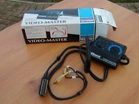 HAHNEL VIDEO MASTER (VIDEO ENHANCER AND AUDIO MIXER