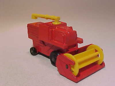 3 INCH Claas Combine Harvester 1977 Matchbox 1/64 Range Diecast Mint Loose