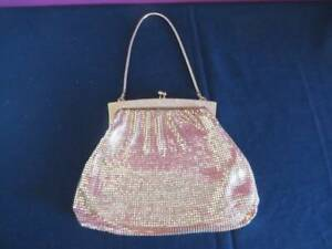 Vintage Glomesh handbag. In excellent condition for its age.